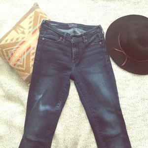 Lucky Brand Hayden Skinny Jeans SZ 25